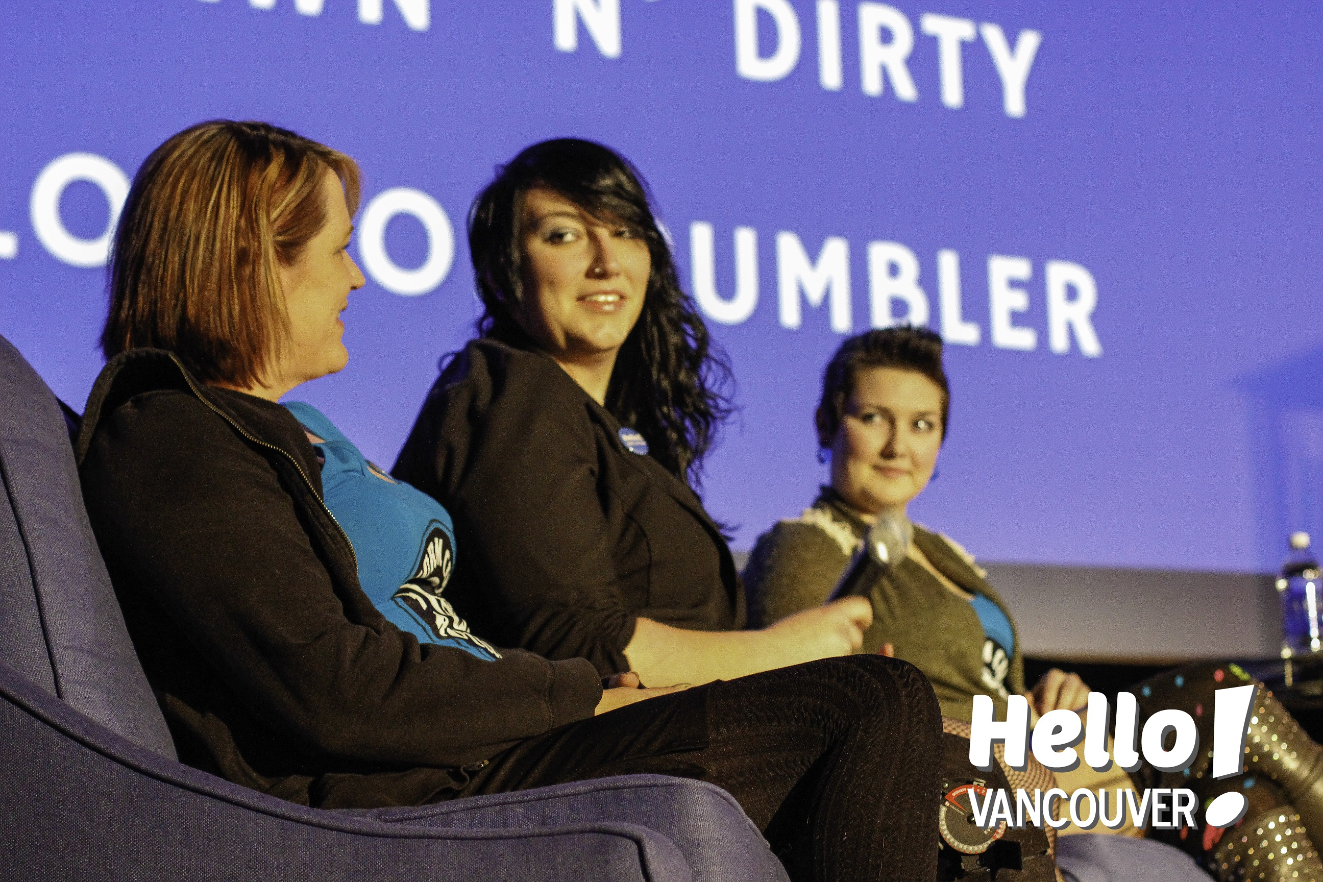 Hello Vancouver! Storm City Roller Girls